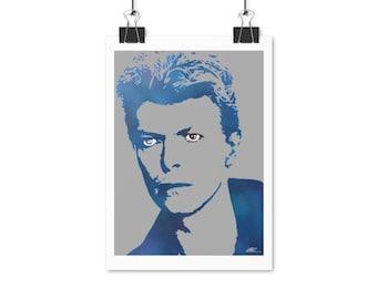 WKiD Premium Print | Bowie (Europe)