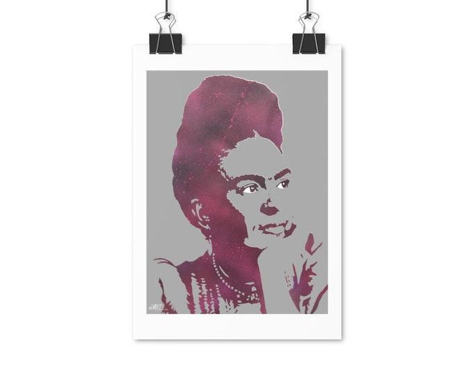 WKiD Premium Print | Frida Kahlo (Europe)