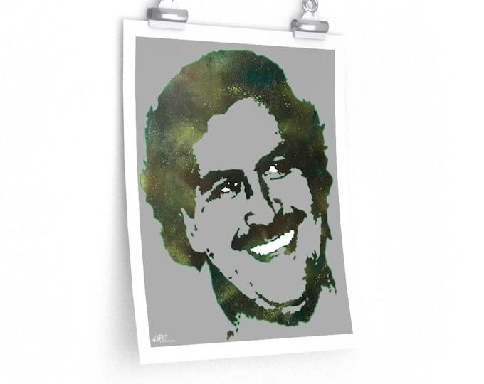 WKiD Premium Matte Print | Pablo Escobar