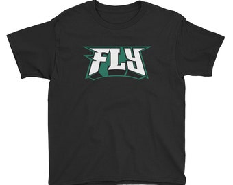 WKiD Youth  T-Shirt | FLY