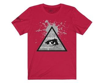 WKiD Unisex Tee | Third Eye/Illuminati