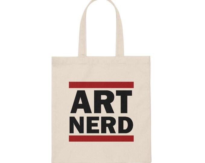 WKiD Tote Bag | Art Nerd