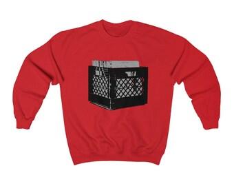 WKiD Sweatshirt   Record Crate