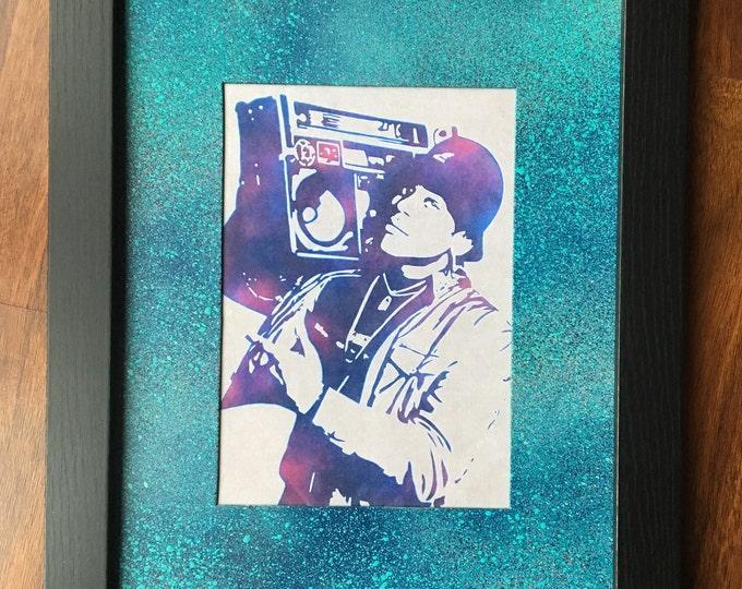 LL Cool J Framed Print 5x7