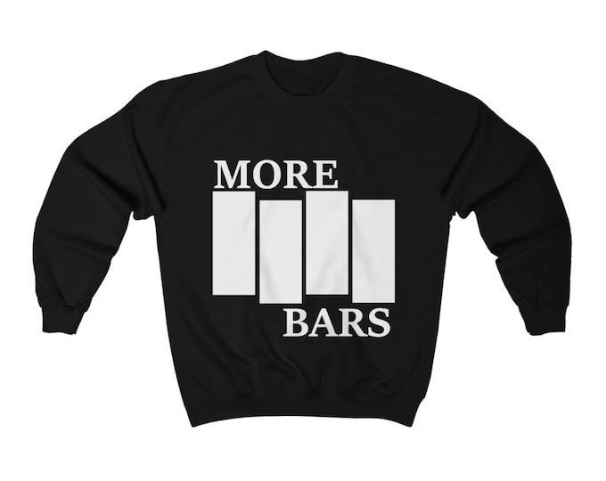 WKiD Sweatshirt   More Bars