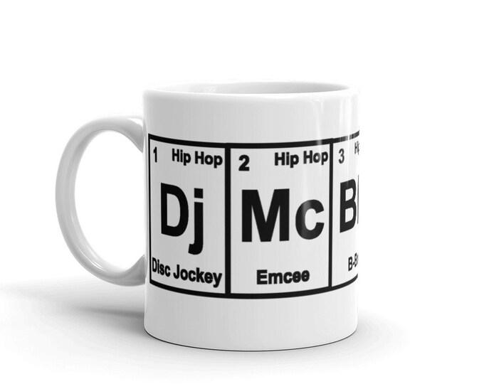 WKiD Mug | Hip Hop Elements