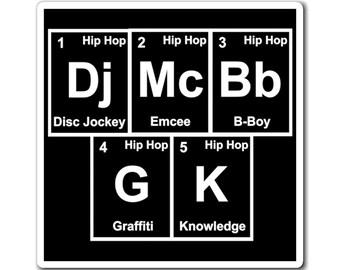 WKiD Magnet | Elements of Hip Hop