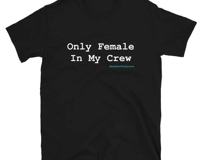 The WKiD Queens Collection | Only Female In My Crew