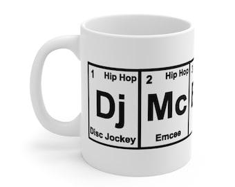 WKiD Mug | Elements of Hip Hop