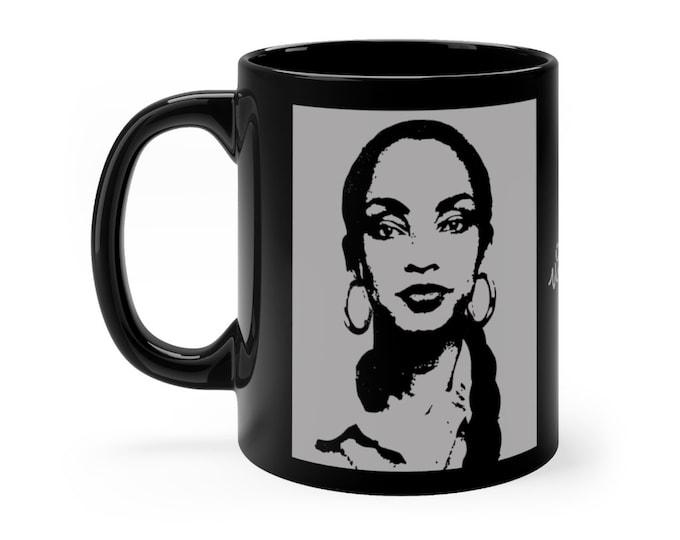 WKiD Black Mug | Sade