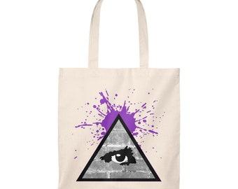 WKiD Tote Bag | Third Eye/Illuminati