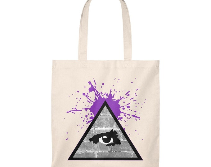 WKiD Tote Bag | Third Eye/Illuminati
