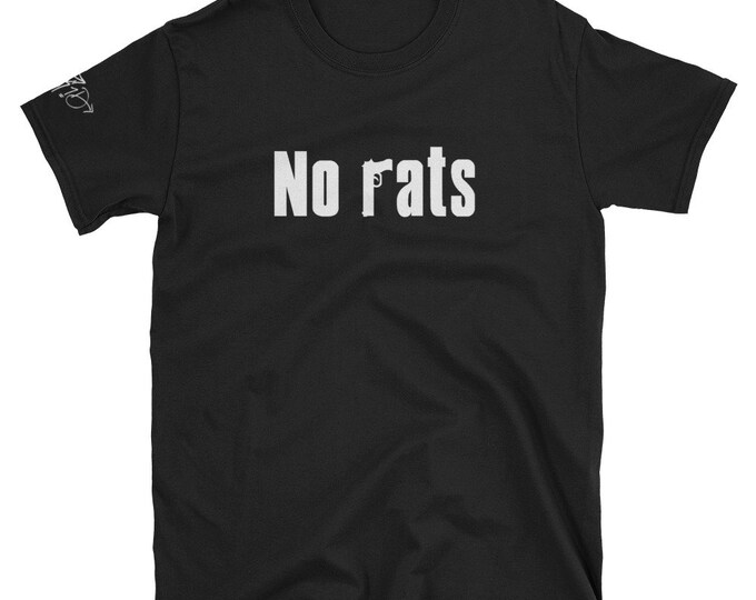 WKiD Unisex T-Shirt | No Rats