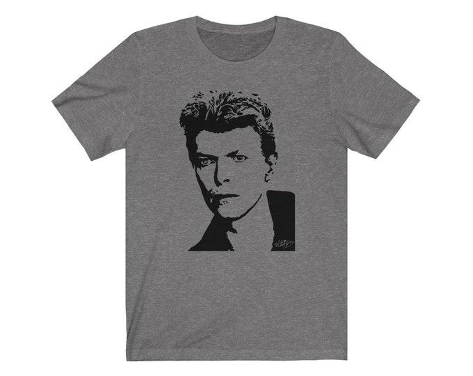 WKiD Basics Unisex T-Shirt | Bowie