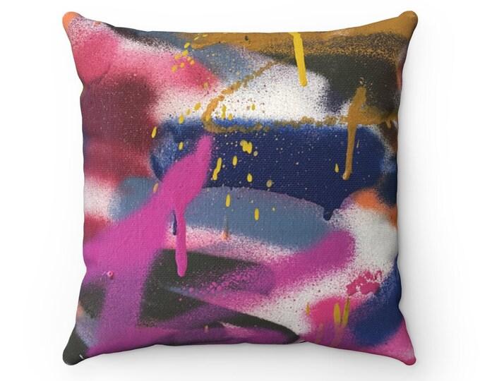 WKiD Pillow | Graffiti