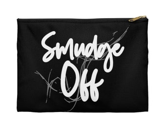 WKiD Accessory Pouch | Smudge Off