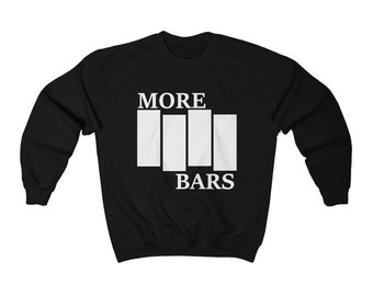 WKiD Sweatshirt | More Bars