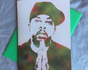 WKiD Greeting Card | Phife Dawg