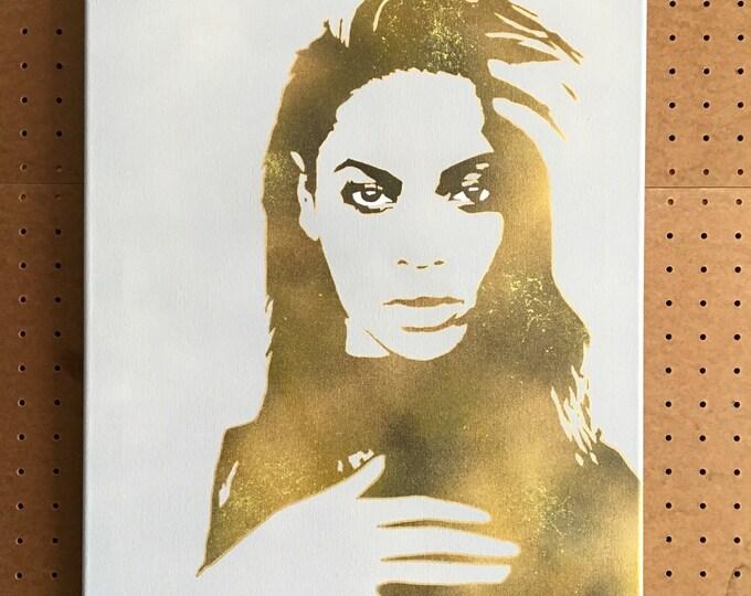 Beyonce | Black & Gold
