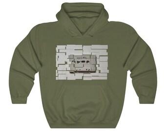 WKiD Hooded Sweatshirt | Mix Tape