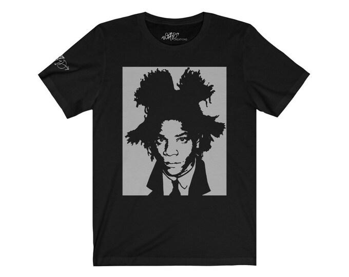 WKiD Unisex Tee | Basquiat