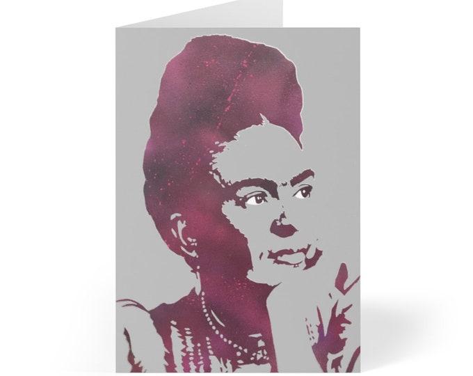 WKiD Greeting Cards (8 pcs) | Frida
