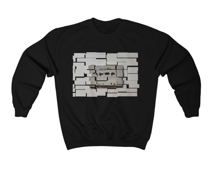 WKiD Sweatshirt | Mix Tape