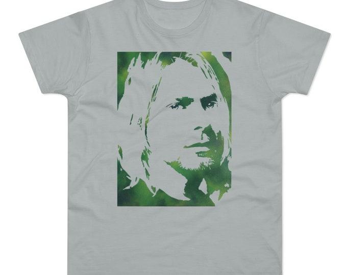 WKiD Unisex Tee   Kurt Cobain (Europe)