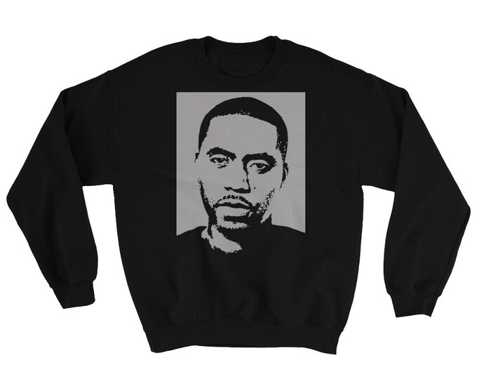 WKiD Sweatshirt | Nas
