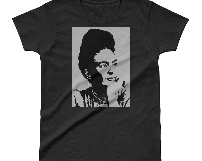 WKiD Ladies' T-shirt | Frida Kahlo