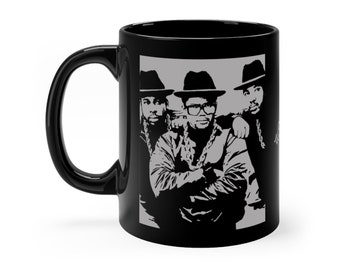 WKiD Black Mug | Run DMC