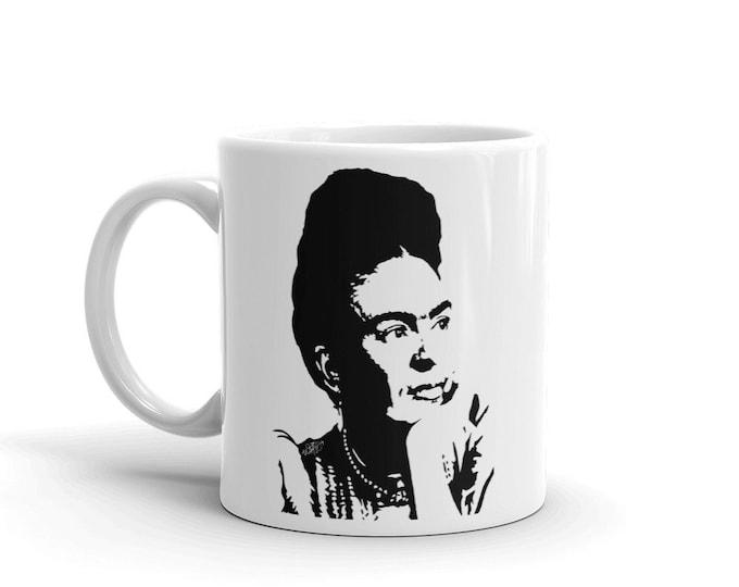 WKiD Mug | Frida Kahlo