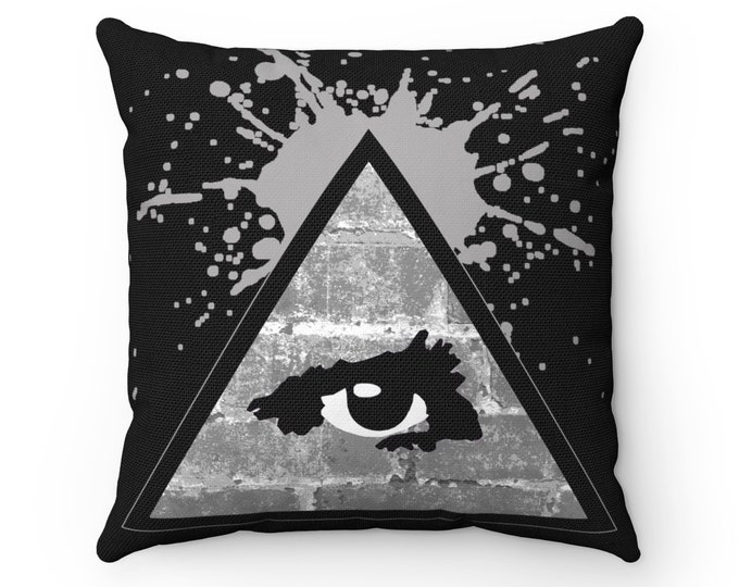 WKiD Pillow | Third Eye/Illuminati