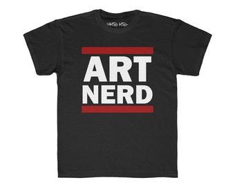 WKiD KiDs Tee | Art Nerd