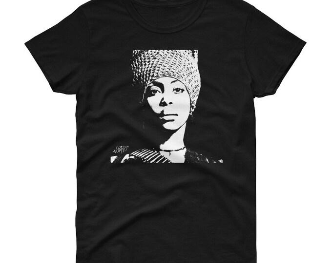 WKiD Women's t-shirt   Badu