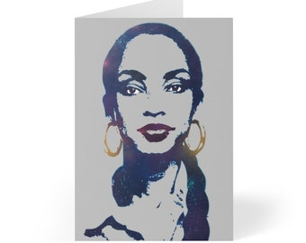 WKiD Greeting Cards (8 pcs) | Sade