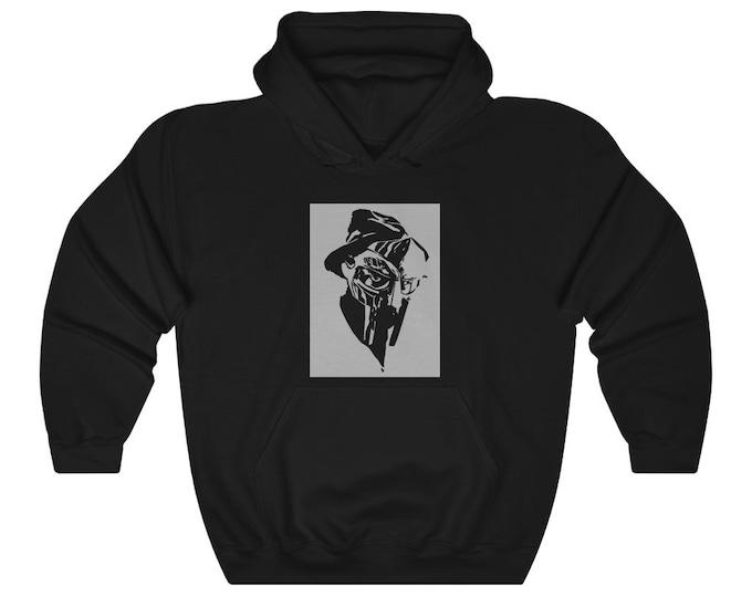WKiD Hooded Sweatshirt | MF DOOM