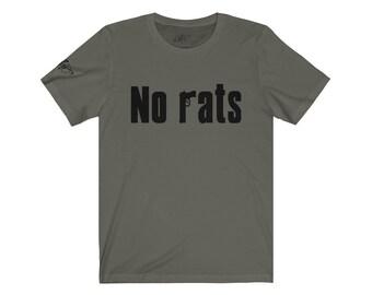 WKiD Unisex Tee | No Rats