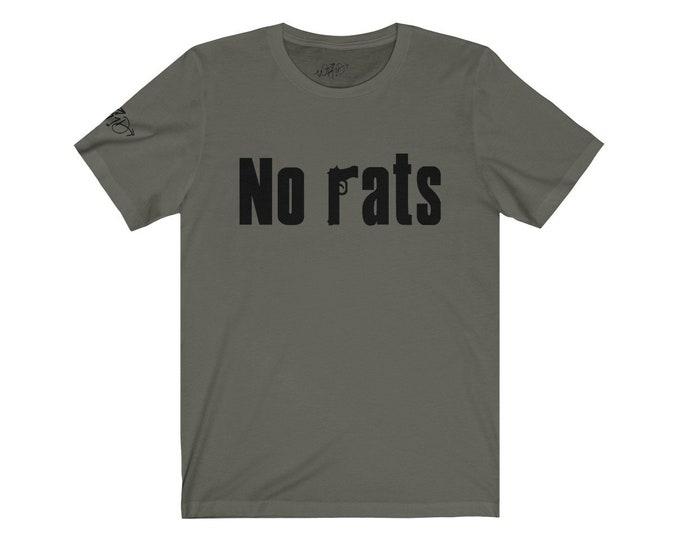 WKiD Unisex Tee   No Rats