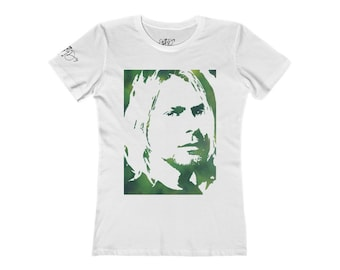 WKiD Women's Tee | Kurt Cobain