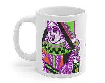 WKiD Mug | Queen of Hearts