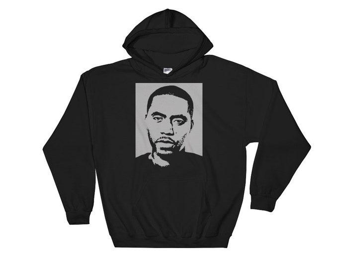 WKiD Hooded Sweatshirt | Nas