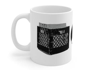 WKiD Mug | Record Crate