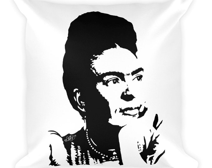 WKiD Pillow | Frida Kahlo