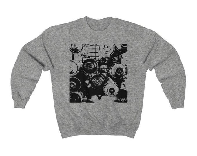 WKiD Sweatshirt | Graffiti Cans