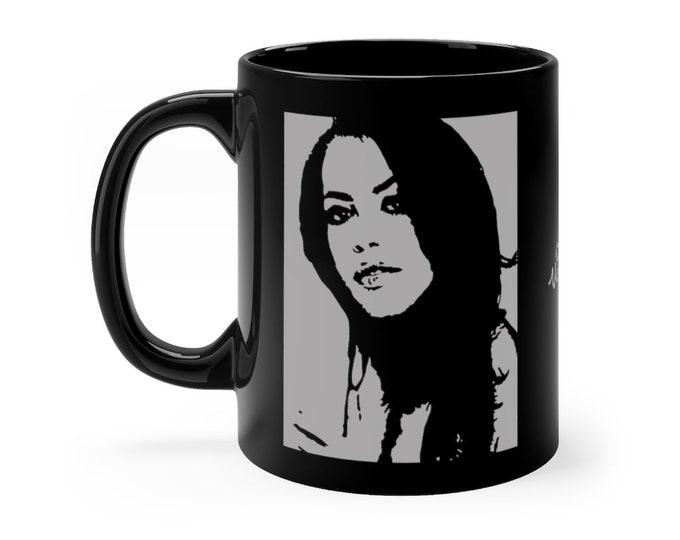 WKiD Black Mug | Aaliyah