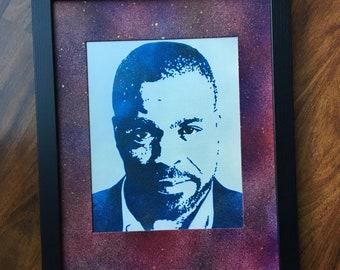 Method Man Framed Print