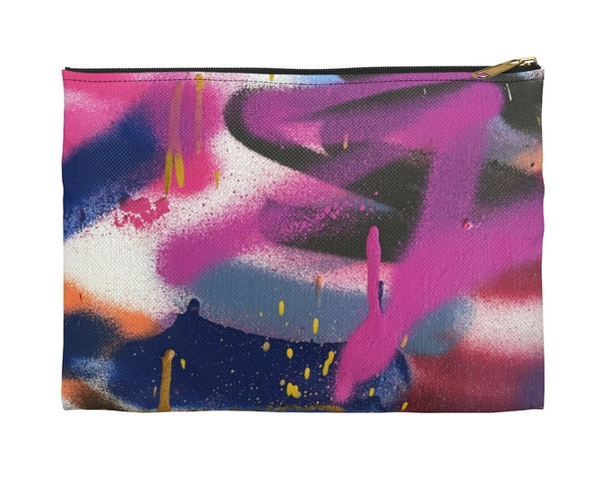 WKiD Accessory Pouch | Graffiti