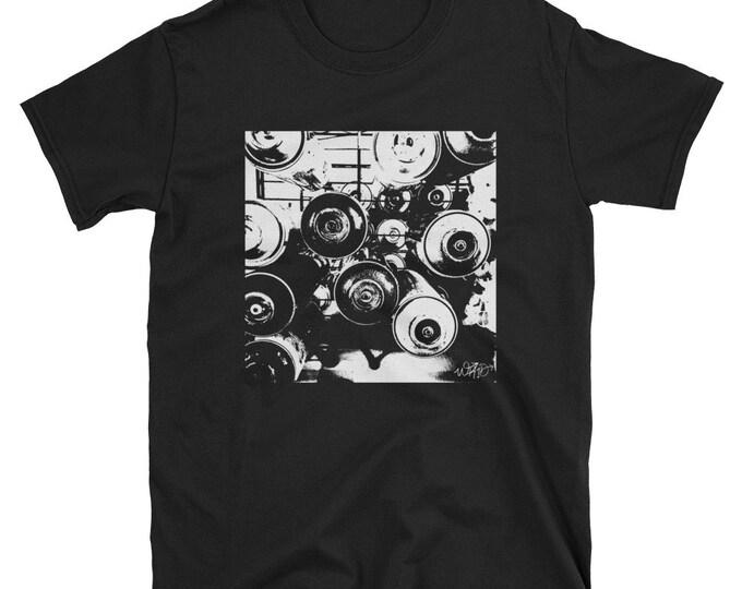 WKiD Unisex T-Shirt | Graffiti Cans