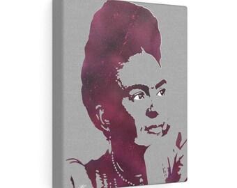 WKiD Canvas Print | Frida Kahlo